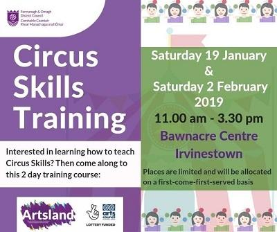 Circus Facilitation Training