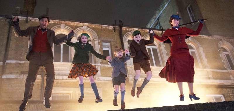 Mary Poppins Returns (U) – Half Term Family Cinema