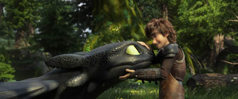 How To Train Your Dragon: The Hidden World (PG) – Easter Family Cinema